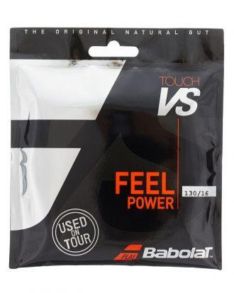 Racordaj Babolat Touch VS Natural Gut 12m
