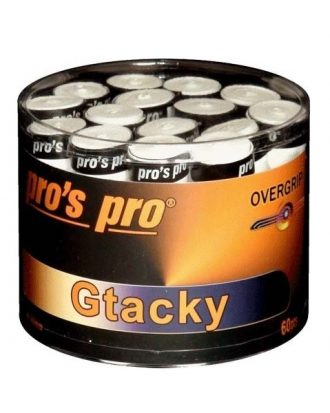 Overgrip Pros Pro Gtacky 60 pack
