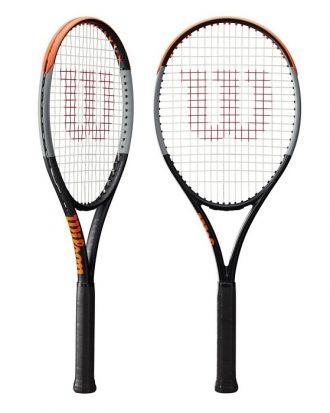Racheta tenis Wilson Burn 100 V4