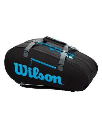 Geanta tenis Wilson Ultra Blue 12 Pack
