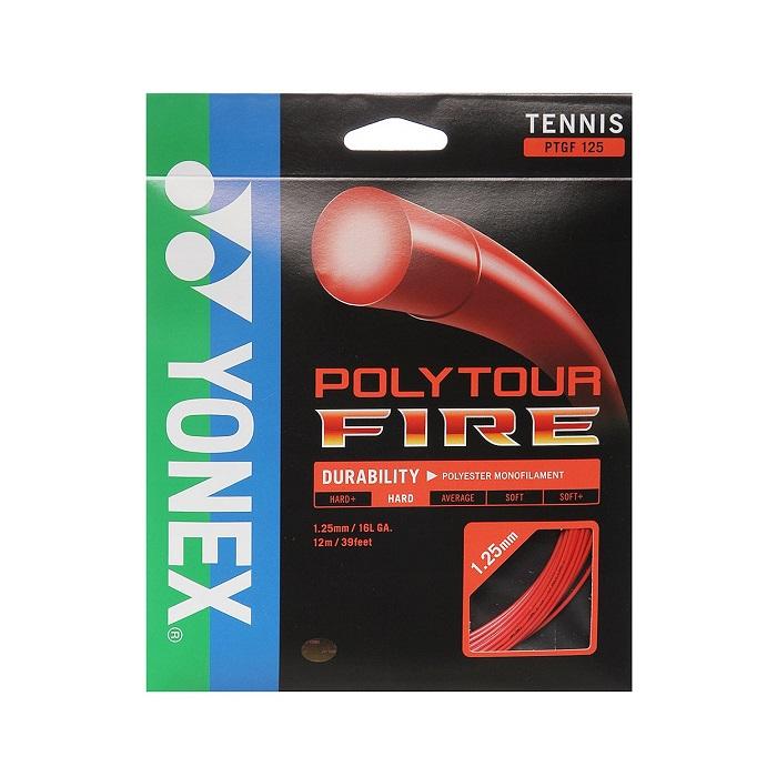 Racordaj Yonex Poly Tour Fire 12m