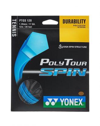 Racordaj Yonex Poly Tour Spin 125 12m