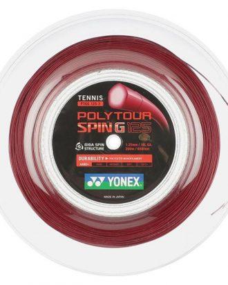 Racordaj Yonex Poly Tour Spin G 200m