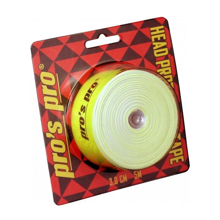 Banda protectie cap racheta Neon Pro's Pro 3cm