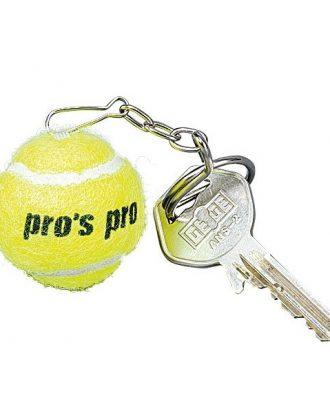 Breloc chei tenis Pro's Pro Key Ring