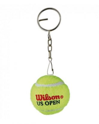 Breloc chei tenis Wilson Us Open Key Ring