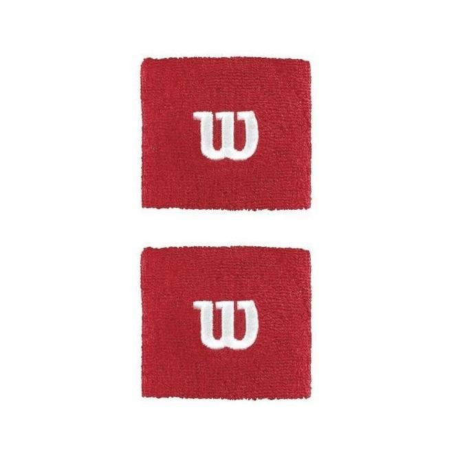 Mansete tenis Wilson Wristbands 2 pack