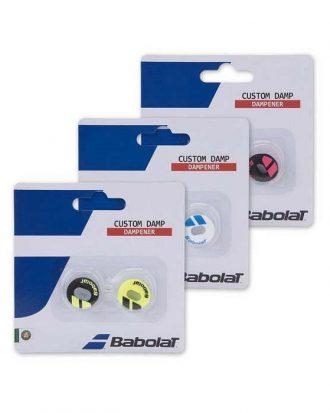 Vibrastop Babolat Custom Damp 2 pack