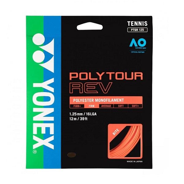 Racordaj tenis Yonex Poly Tour Rev 12m