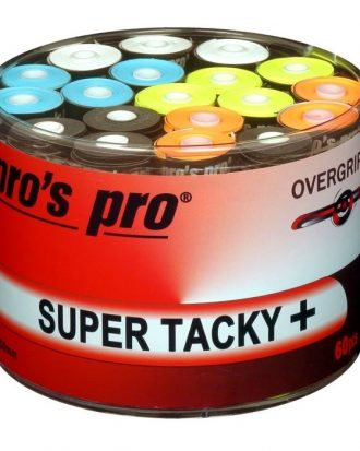 Overgrip Pros Pro Super Tacky Plus 60 pack