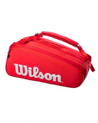 Geanta tenis Wilson Super Tour 15 Pack