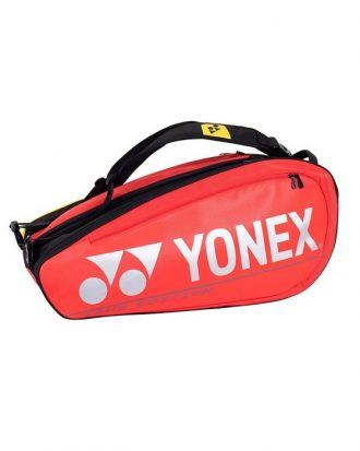 Yonex Pro Thermobag 9 Racket Red